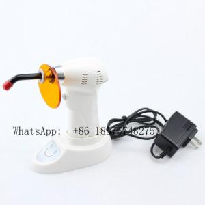 El equipo de curado Dental LED Lámpara de luz de alimentación de la Cura 1500MW/cm2