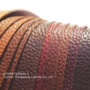 PVC/PU en cuir synthétique pour les sacs, chaussures, de mobilier et siège de voiture