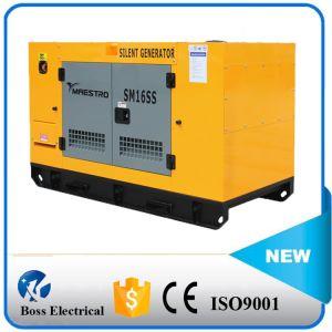 1500rpm Quanchai 침묵하는 유형 230V 발전기 30kw