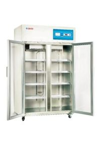 2~8c en position verticale de type réfrigérateur/médical des hôpitaux d'un réfrigérateur (YC-968L)