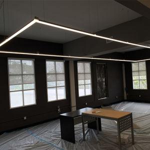 Limite luz Linear rebaixada para conexão de bricolage Shopping