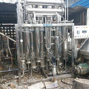 Usine de distillation de l'eau / l'eau distillée de la machine / Machine de distillation de l'eau