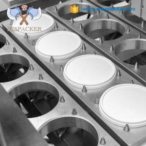 Cápsula de café descartáveis copo de embalagem de plástico da tampa de estanqueidade a máquina