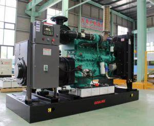 Cummins Engineのセリウムとの販売のための400 KVAの静かなディーゼル発電機は承認した(GDC400*S)