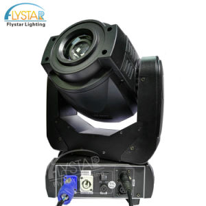 DJ装置75W DMX LEDの小型Goboの点の移動ヘッド