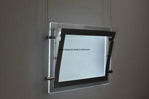 Lichte Vakje van de Affiche van de Vertoning van het Comité van de Gids van het Frame van de Affiche van het plafond het Hangende Lichte