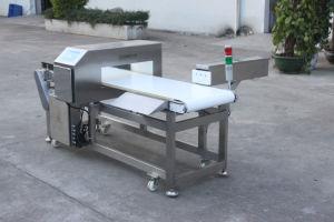 薬の企業のためのコンベヤーの金属探知器