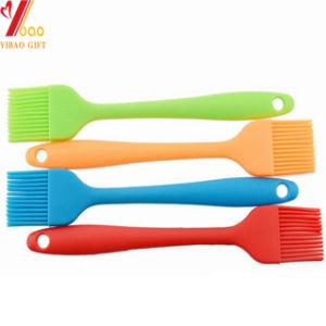 Venda a quente Grau Alimentício Aqueça resistir a escova de Silicone