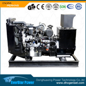 발전기 Genset 전기 생성 고정되는 Perkin 작은 디젤 엔진