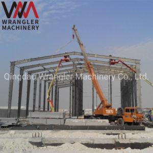 Casa de estructura de acero para la granja de pollos/granja de pollos/granja avícola