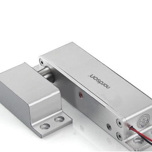 Tamanho pequeno flexível Auto-travamento instalação externa queda de eléctrico de bloqueio de parafuso