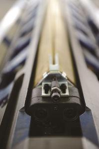 Strickmaschine des flachen Selbstjacquardwebstuhl-12g (AX-132S)