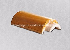 De verglaasde Tegel van het Dak in Traditionele Chinese Stijl