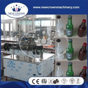 Bouteille de verre rotatifs Machine à laver / bouteille la rondelle