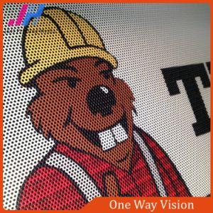 A visão de uma via para a janela de malha