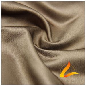 50d 250t Water & Wind-Resistant Piscina Sportswear casaco para Tecidos Jacquard 100% de tecido de poliéster (53122B)