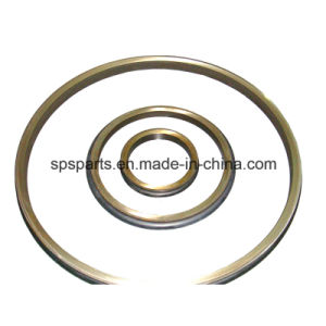 Joint d'huile flottant/groupe/CÔNE EN DUO// à face métallique de l'anneau de dérive
