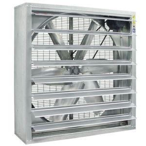 Axialer Ventilator-Ventilations-Ventilator-industrieller Absaugventilator hergestellt in China