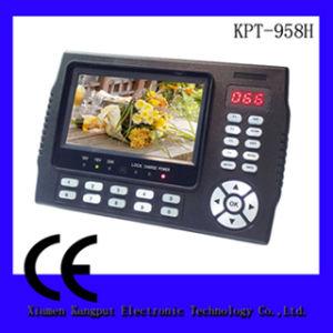 Запасов для Kpt-958h 4.3inch светодиодный монитор TFT DVB-S/ DVB-S2 HD портативных спутниковых Finder