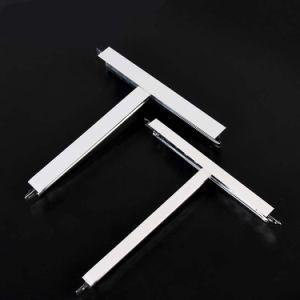 Aluminio T Bar parrilla de techo suspendido