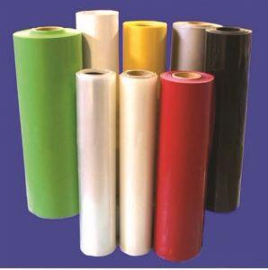 extrusion de plastique pour le double feuille de couleurs de décisions