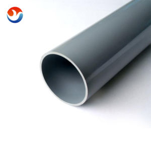 Venda por grosso de fábrica 20mm 25mm 32mm da parede fina Conduíte elétrico barato cor do tubo de PVC