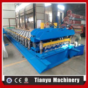 Vitrage machine à profiler de toiture de tuiles en acier à froid 960