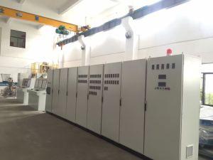 15KW de dubbele machine van de rolgranulator voor de meststof van het UREUM