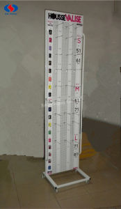 공장 공급 지면 대 분리가능한 전시 선반 또는 진열대