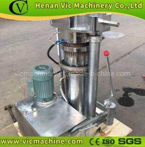 prensa de óleo hidráulico com filtro de vácuo
