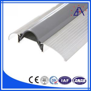 Profilo di alluminio 6063 T5 del bordo