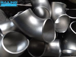 gomito saldato 304/316L/304L/904L/321/310 dell'accessorio per tubi dell'acciaio inossidabile