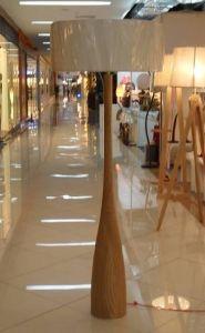 Hotel Wooden Floor Lamps in Modern