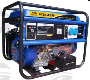 Benzin-Generator-EC-Reihe (KG2500 KG3500 KG4500)