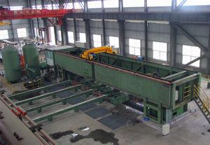Automatische hydrostatische Prüfungs-Maschine