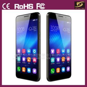 Originele Huawei Honor 6 Kirin 920 Octa Core 1.7GHz 4G FDD Lte 3GB RAM 5.0 Inch FHD 1920X1080p 13MP Android 4.4 Dual SIM Phone