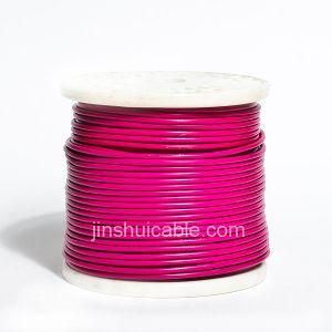 Condutores de cobre com isolamento de PVC flexível fio RV
