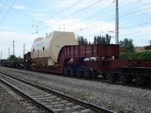 Da26 centro deprimido Carro de Transporte Ferroviário de Mercadorias