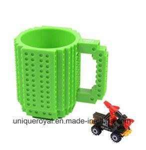 DIY Lego здание чашки кофе
