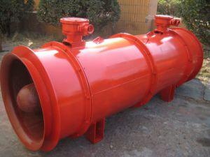 Het de de elektrische Verwarmer van de Vezel van de Koolstof/Ventilator van de Mijn/Systeem van de Ventilatie van de Mijnbouw/AsVentilator