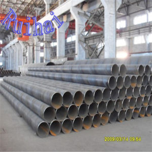 HighqualityのLarge-Diameter Spiral Steel Pipe