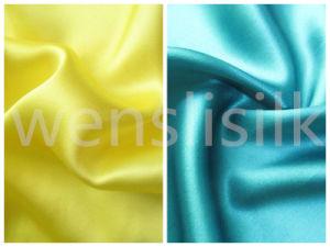 Tecido de seda para pijamas