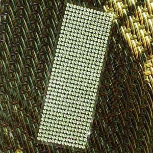 DIY Transparent Crystal Sticker voor Stuurwiel Car