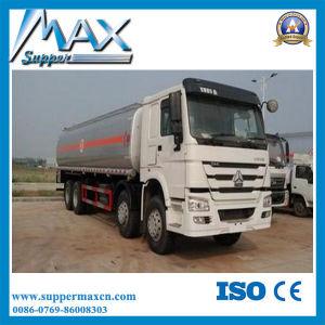 Sinotruk HOWO 6*25000 4 litros de combustível do tanque de óleo diesel de caminhões para venda