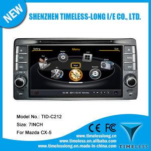 Automobile GPS Navigation per Mazda Cx-5 con Costruire-nella chipset RDS BT 3G/WiFi DSP Radio 20 Dics Momery (TID-C212) di GPS A8