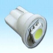 T10 1SMD 5050 светодиодные лампы салона автомобиля
