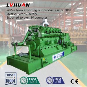 O melhor tipo de energia elétrica na China CHP Preço de geradores de gás natural 700kw