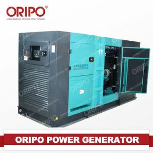 60kVA de super Stille Diesel Reeks van de Generator met KoelVentilator
