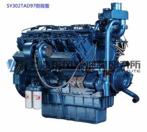 565kwの12シリンダー、発電機セットのための上海Dongfengのディーゼル機関、中国エンジン