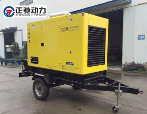De beweegbare Generator van de Aanhangwagen met Wielen (zCDL-Txxx)